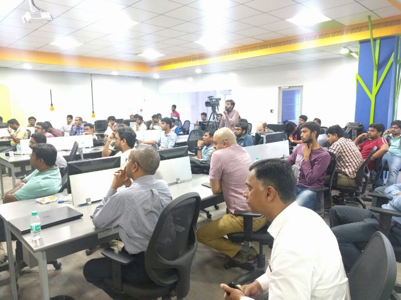 AWS Chennai MeetUp I Session